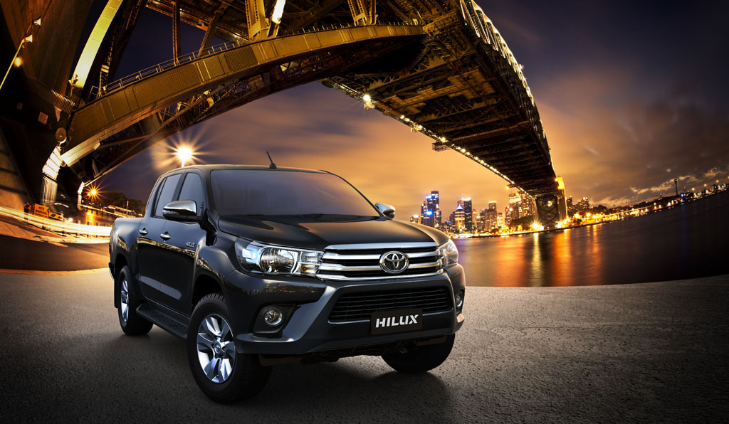 Bảng giá xe ô tô Toyota Hải Dương