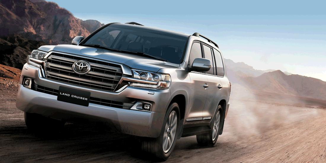 giá xe ô tô Toyota tại Hải Dương